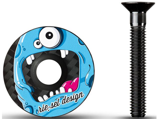 rie:sel design stem:cap monster